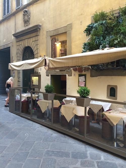 Hyggelige spisesteder i Toscana